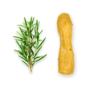 Rosemary flavoured